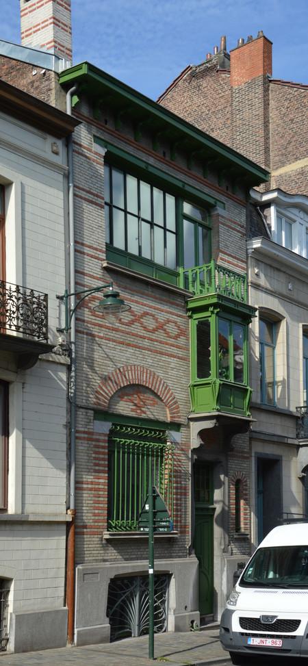 Rue Charles Quint 103, Bruxelles Extension Est (© APEB, photo 2017)