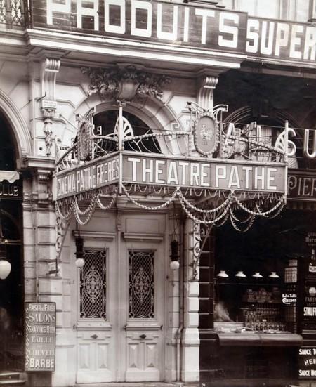 Théâtre Pathé, Boulevard Adolphe Max 154, Bruxelles  (© Fondation CIVA Stichting/AAM, Brussels /Paul Hamesse)