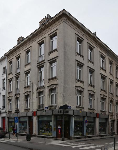 Rue de Laeken 55-57, Bruxelles ( © SPRB-BDU, photo 2015)