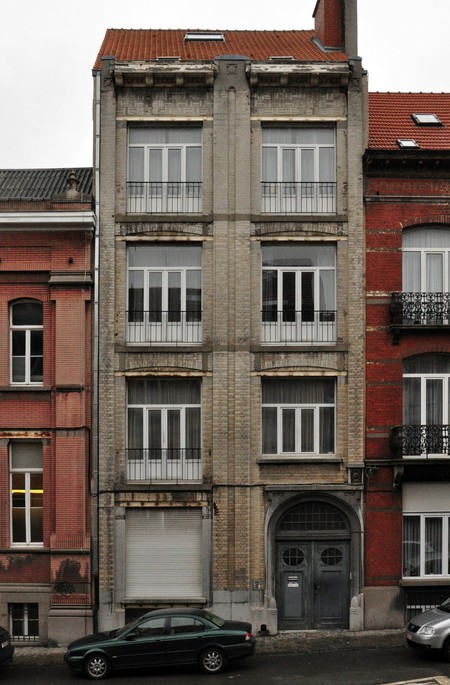 Grande rue au Bois 82, Schaerbeek (© SPRB-BDU, photo 2012)