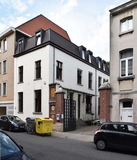 Ateliers Ets Jules De Waele, Rue Saint-Hubert 17, Woluwe-Saint-Pierre (© APEB, photo 2017)