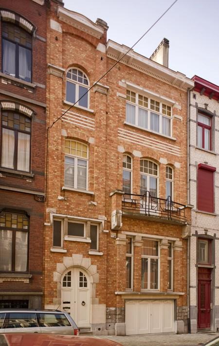 Rue Victor Greyson 49B, Ixelles (© SPRB-BDU, photo 2011)
