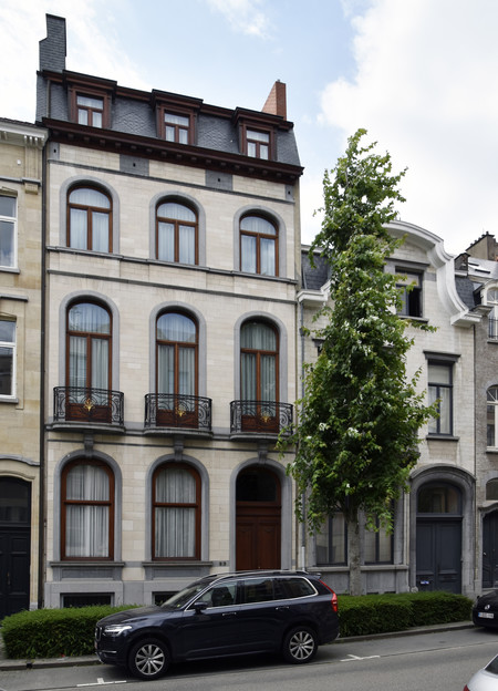 Avenue Roger Vandendriessche 33, Woluwe-Saint-Pierre (© APEB, photo 2017)