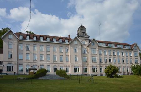 Sanatorium populaire de Waterloo - La Hulpe, Chemin du Sanatorium, La Hulpe (© CM, photo 2015)