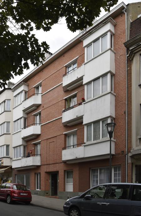 Avenue Seghers 111-113 |avenue du Panthéon 69-69A, Koekelberg, élévation principale (© APEB, photo 2017)