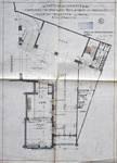 Théâtre des Variétés, Boulevard Adolphe Max 124, Bruxelles, plan du rez-de-chaussée, AVB/TP 2493 (1909)