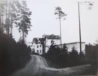 Sanatorium populaire de Waterloo - La Hulpe, Chemin du Sanatorium, La Hulpe, pavillon des femmes, archives famille Hamesse