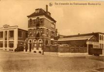 Ets Van der Elst, Charles Demeerstraat 1-3 | Dieudonné Lefèvrestraat 75, Brussel Laken, zicht van de jaren 1930 (© Laken Ingezoomd)