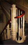 Hôtel Cohn-Donnay, Koningsstraat 316,  Sint-Josse-ten-Node, trap ( © APEB, foto 2013)