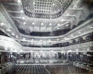 Pathé Palace, Boulevard Anspach 85, Bruxelles, salle de spectacle (© Fondation CIVA Stichting/AAM, Brussels /Paul Hamesse)