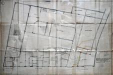 Brias & Cie, Rue des Tanneurs 58-60, Bruxelles, plan du rez-de-chaussée, AVB/TP 28807 (1919)