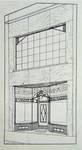 Vinche, Rue du Marché aux Herbes 4, Bruxelles, vitrine  (© Fondation CIVA Stichting/AAM, Brussels /Paul Hamesse)