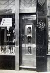 Alfred, Rue Neuve 39, Bruxelles, porte d'entrée particulière (© Fondation CIVA Stichting/AAM, Brussels /Paul Hamesse)