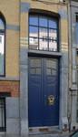 Avenue Brugmann 211, Ixelles, porte d'entrée (© CM, photo 2017)