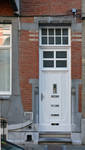 Félix Delhassestraat 11-13, Sint-Gillis, deur 11 (© APEB, foto 2017 )