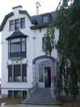 Villa Beau-Site, Avenue des Combattants 14, Genval (© CM, photo 2013)
