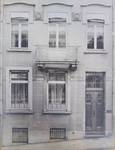 Rue de la Charité 59, Saint-Josse-ten-Noode (© Fondation CIVA Stichting/AAM, Brussels /Paul Hamesse)
