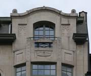 Rue Franz Merjay 197, Ixelles, balcon (© APEB, photo 2017)