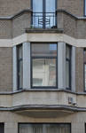 Rue Joseph Coosemans 19, Schaerbeek, logette (© APEB, photo 2017)