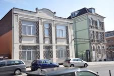 Ets Van der Elst, Charles Demeerstraat 1-3 | Dieudonné Lefèvrestraat 75, Brussel Laken, opstanden (© GOB-BSO)