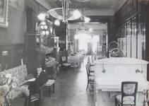 Hôtel Cohn-Donnay, Rue Royale 316, Saint-Josse-ten-Noode, photographie de la salle à manger (© Fondation CIVA Stichting/AAM, Brussels /Paul Hamesse)