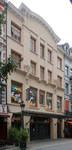 Pathé Palace, Boulevard Anspach 85, Bruxelles, façade rue Jules Van Praet 28 ( © CM, photo 2020)
