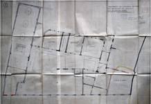 Brias & Cie, Rue des Tanneurs 58-60, Bruxelles, plan du premier étage, AVB/TP 28807 (1919)