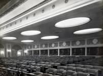 Cinéma Agora, Rue de la Colline 18-22, Bruxelles, salle de spectacle (© Fondation CIVA Stichting/AAM, Brussels /Paul Hamesse)