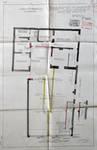 Harker's Sports, Rue de Namur 51-53, Bruxelles, plan du rez-de-chaussée transformé, AVB/TP 31 911 (1923)
