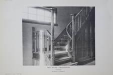 Groenendaalsesteenweg, Hoeilaart, escalier (© Fondation CIVA Stichting/AAM, Brussels /Paul Hamesse)