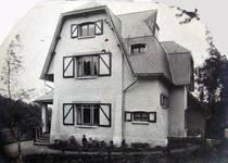 Groenendaalsesteenweg, Hoeilaart, villa, Vers l'Art n°4, avril 1907, pl. 94