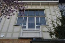 Avenue Maurice 19, Ixelles, fenêtre (© APEB, photo 2017)