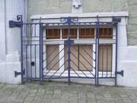 Place Antoine Delporte 17, Saint-Gilles, jour de cave (© CM, photo 2014)