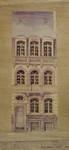 Rue Jean-Baptiste Meunier 12, Ixelles, élévation principale (© Fondation CIVA Stichting/AAM, Brussels/ Paul Hamesse)