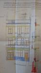 Rue Joseph Coosemans 19, Schaerbeek, élévation principale, ACS/ Urb. 156-19-21