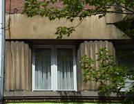 Chaussée de Haecht 17, Saint-Josse-ten-Noode, fenêtre du premier niveau (© CM, photo 2017)