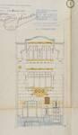 Avenue Victor Rousseau 47, Forest, élévation principale, ACF/Urb. 6158 (1913)