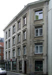 Rue de Laeken 55-57, Bruxelles ( © CM, photo 2014)