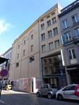 Pathé Palace, Boulevard Anspach 85, Bruxelles, façade Borgval 19-21 ( © SPRB-BDU, photo 2015)
