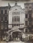 Pathé Palace, Boulevard Anspach 85, Bruxelles, façade principale (© Fondation CIVA Stichting/AAM, Brussels /Paul Hamesse)