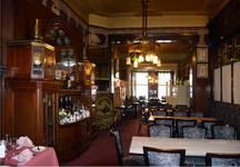 Hôtel Cohn-Donnay, Rue Royale 316, Saint-Josse-ten-Noode, salle à manger ( © APEB, photo 2013)