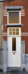 Félix Delhassestraat 11-13, Sint-Gillis, deur 13 (© APEB, foto 2017)