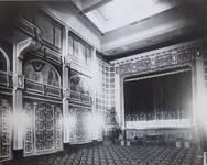 Albert Hall, Chaussée d'Ixelles 16 | Chaussée de Wavre 12, Ixelles, vue ancienne intérieure de la salle de spectacle (© Fondation CIVA Stichting/AAM, Brussels/ Paul Hamesse)