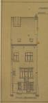 Avenue Victor Rousseau 47, Forest, façade postérieure (© Fondation CIVA Stichting/AAM, Brussels/ Paul Hamesse)
