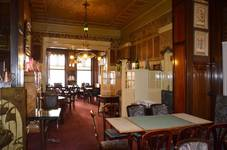 Hôtel Cohn-Donnay, Koningsstraat 316,  Sint-Josse-ten-Node, gelijkvloers, witte salon ( © APEB, foto 2013)