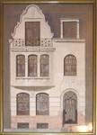 Rue Emmanuel Van Driessche 40-42, Ixelles, archives familiales Hamesse