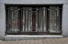 Union commerciale des Glaceries belges, Bronstraat 86, Sint-Gillis, souterrain (© APEB, foto 2017)
