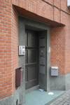 Avenue Seghers 111-113 |avenue du Panthéon 69-69A, Koekelberg, entrée avenue du Panthéon (© APEB, photo 2017)