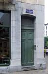 Usines Emile Goeyens, place du Jardin aux Fleurs 5, Bruxelles, façade place du Jardin aux Fleurs ( ©CM, photo 2013)