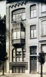 Avenue Brugmann 211, Ixelles, photographie ancienne (© Fondation CIVA Stichting/AAM, Brussels /Paul Hamesse)
